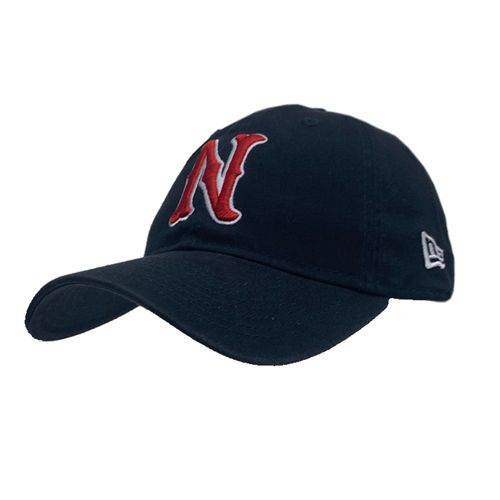 New Era Nashville Sounds Home Logo Adjustable Hat (Navy)