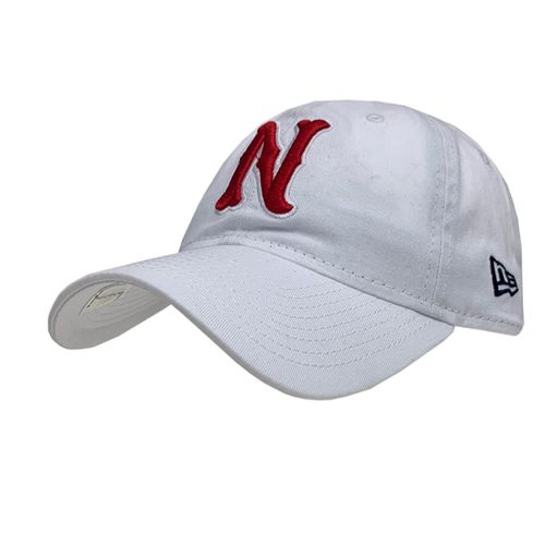 New Era Nashville Sounds Home Logo Adjustable Hat (White)