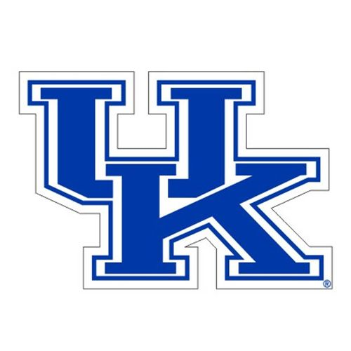 "Kentucky Wildcats ""UK"" Decal"