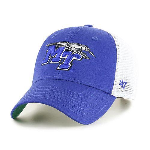 '47 Brand MTSU Blue Raiders Branson MVP Adjustable Hat (Royal)