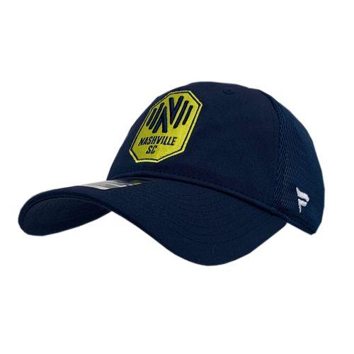 Nashville Soccer Club Fanatics Core Trucker Adjustable Hat (Navy)