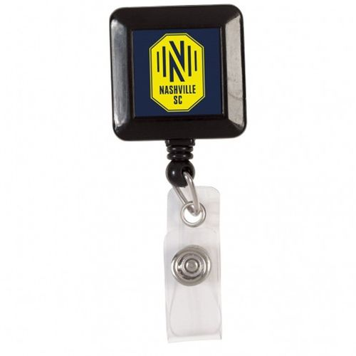 Nashville Soccer Club Retractable Badge Holder