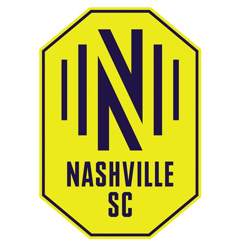 Nashville Soccer Club Small Multi-Use Decal