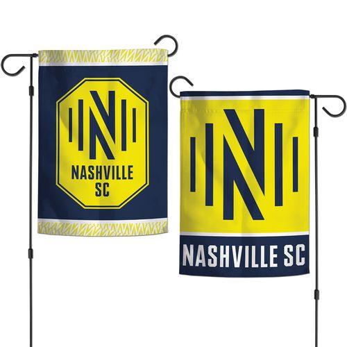Nashville Soccer Club Double Sided Garden Flag