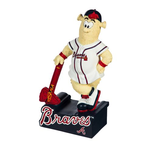 Atlanta Braves Mascot Statue
