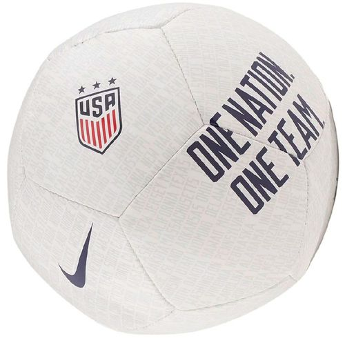 Nike USA Skills Soccer Ball (White/Red/Blue)
