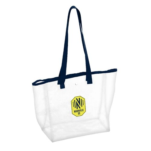 Nashville Soccer Club Clear Stadium Bag