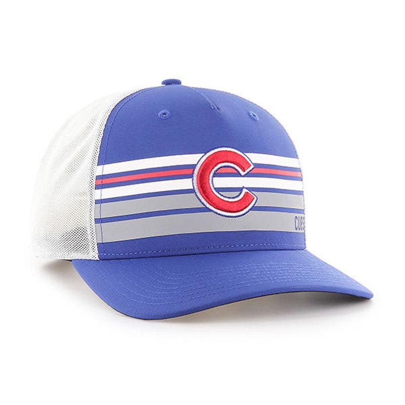47 Brand Adjustable Cap MVP Chicago Cubs royal