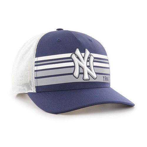 '47 Brand New York Yankees Altitude MVP Adjustable Hat (Navy)