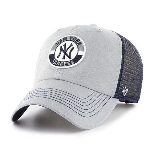 '47 Brand New York Yankees Porter 47 Clean Up Adjustable Hat (Vintage Navy)