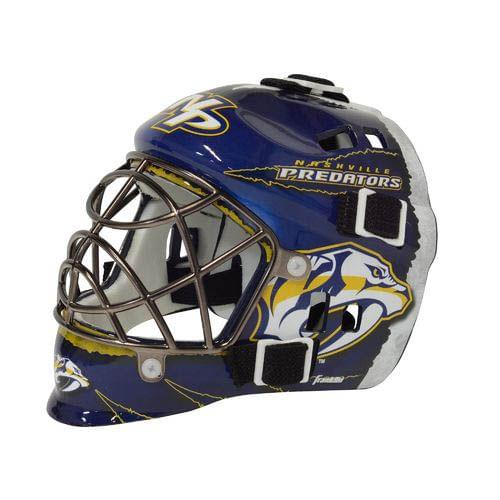 Nashville Predators Mini Souvenir Goalie Mask