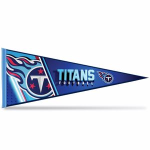 Tennessee Titans Soft Felt Pennant