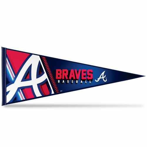 Atlanta Braves Soft Felt Pennant