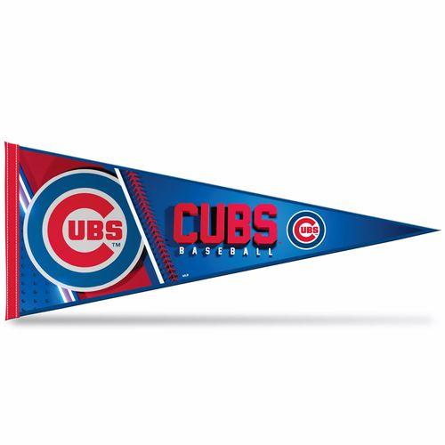Chicago Cubs Soft Felt Pennant
