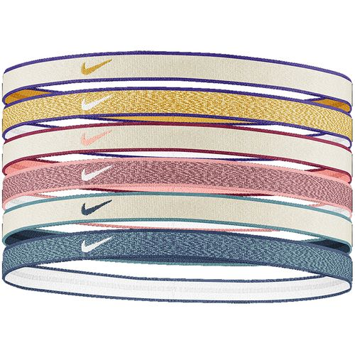 Nike 6-Pack Headbands (Gold)