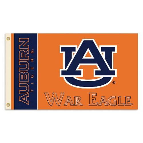 Auburn Tigers War Eagle Flag