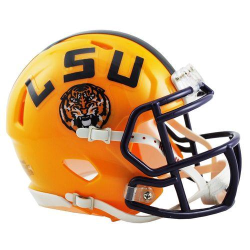 LSU Tigers Mini Speed Helmet