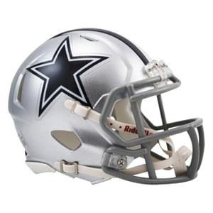 Dallas Cowboys Mini Speed Helmet