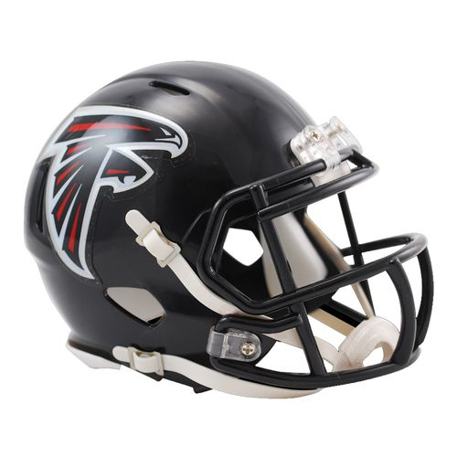 Atlanta Falcons Mini Speed Helmet (Black)