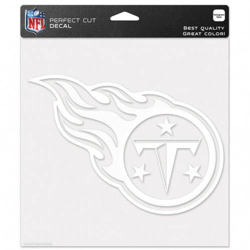 Tennessee Titans Perfect Logo Color Cut Decal
