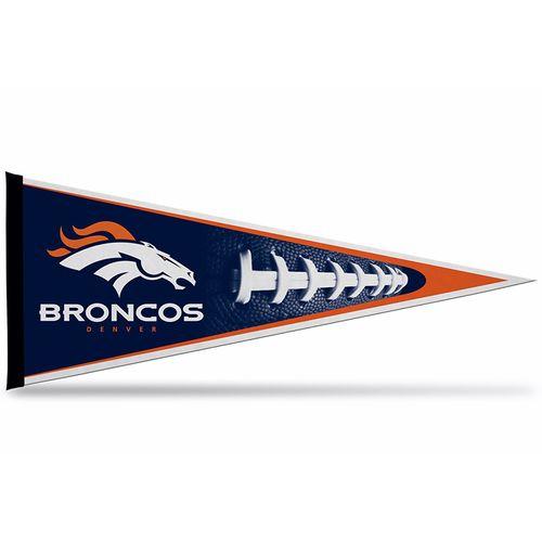 Denver Broncos Team Pennant