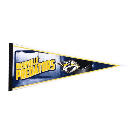 Nashville Predators Team Pennant