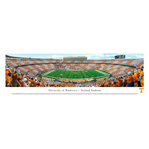 Tennessee Volunteers Checkerboard Panorama