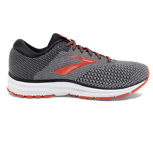 Men's Brooks Revel 2 (Black/Lightening)