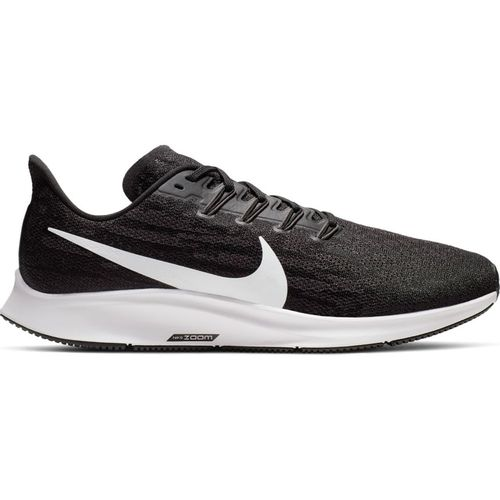 Men's Nike Air Zoom Pegasus 36 Extra Wide (Black/White)