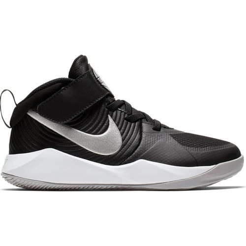 Pre School Nike Team Hustle D 9 (Black/Metallic)