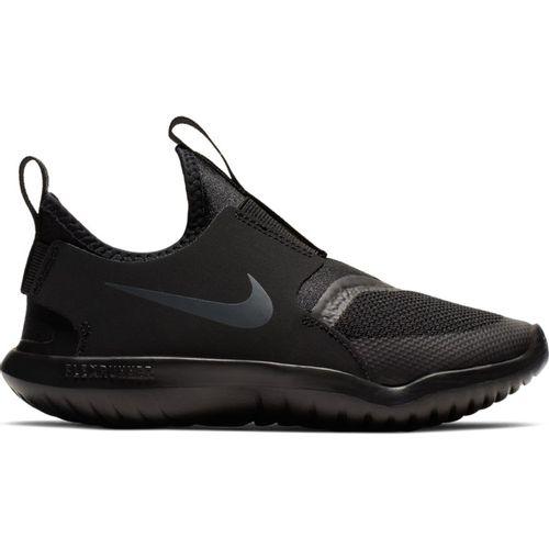 Pre School Nike Flex Runner (Black/Anthracite)