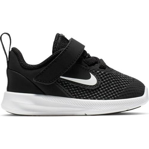 Toddler Nike Downshifter 9 (Black/White)