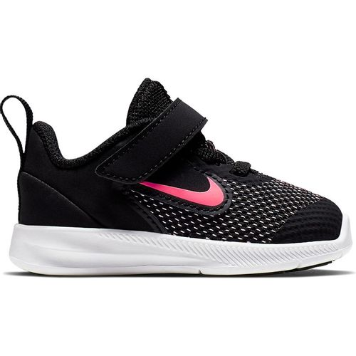 Toddler Nike Downshifter 9 (Black/Pink)