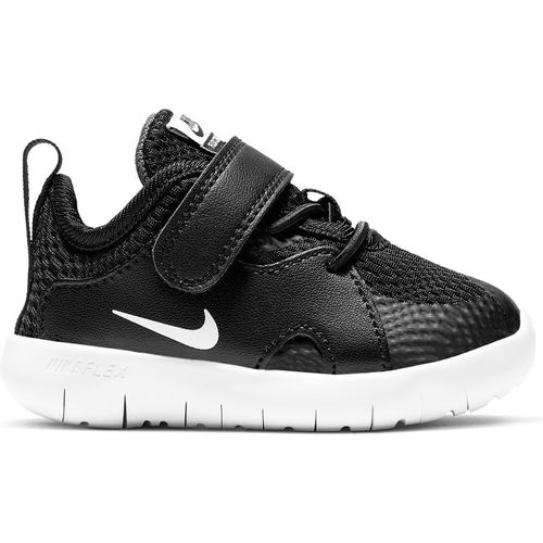 Toddler Nike Flex Contact 3 (Black/White)