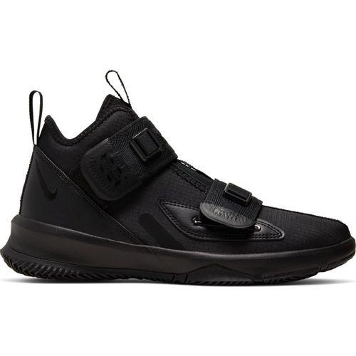 Grade School Nike Lebron Soldier 13 (Black/Black)
