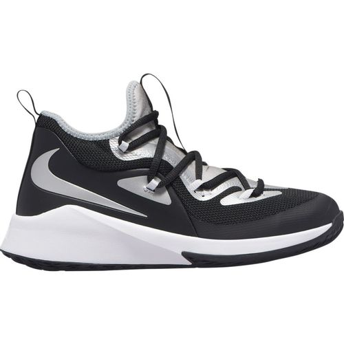 Grade School Nike Future Court 2 (Black/Metallic)