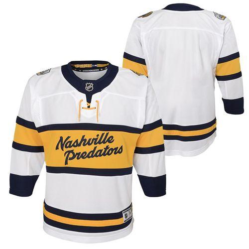 Youth Nashville Predators Winter Classic Premier Jersey