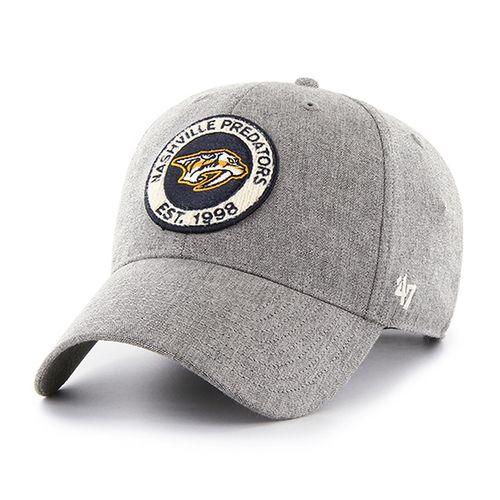 '47 Brand Nashville Predators Nilsson Adjustable Hat (Grey)