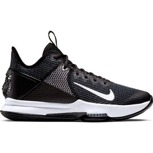 Men's Nike Lebron Witness IV (Black/White)