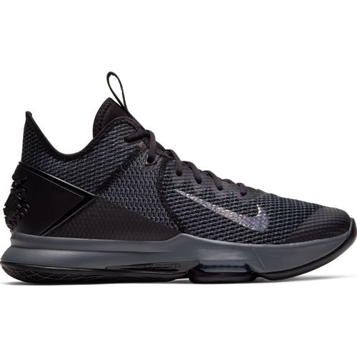 Men's Nike Lebron Witness IV (Black/Black)