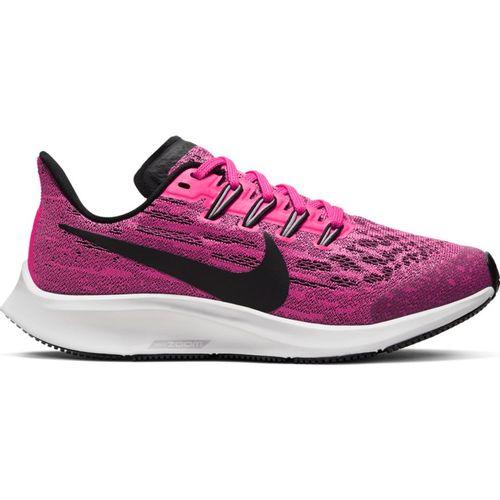 Grade School Nike Air Zoom Pegasus 36 (Pink/Black)