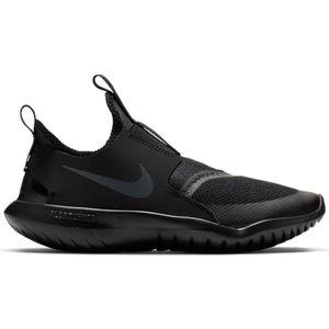 Grade School Nike Flex Runner (Black/Anthracite)