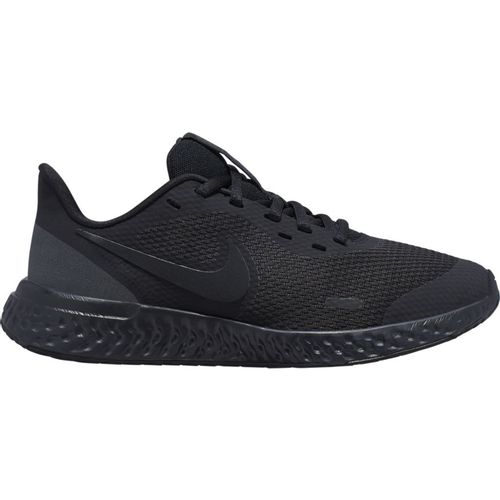 Grade School Nike Revolution 5 (Black/Black)