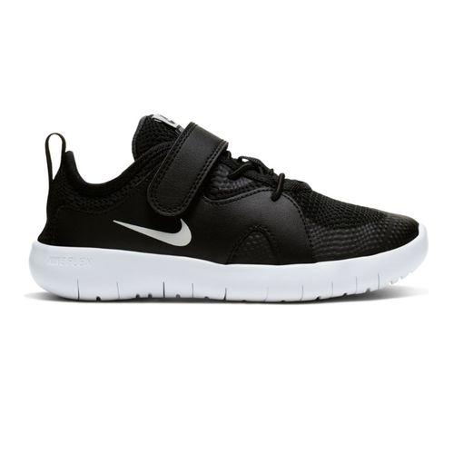 Pre School Nike Flex Contact 3 (Black/White)