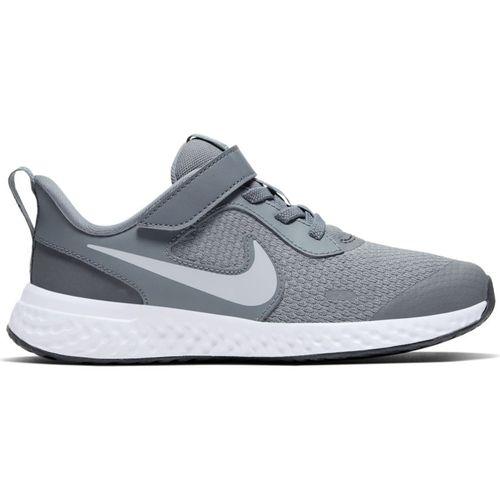 Pre School Nike Revolution 5 (Cool Grey/Platinum)