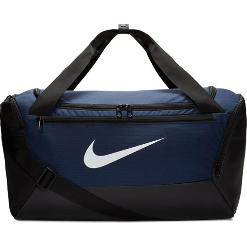 Nike Brasilia Small Training Duffel Bag (Navy/Black)