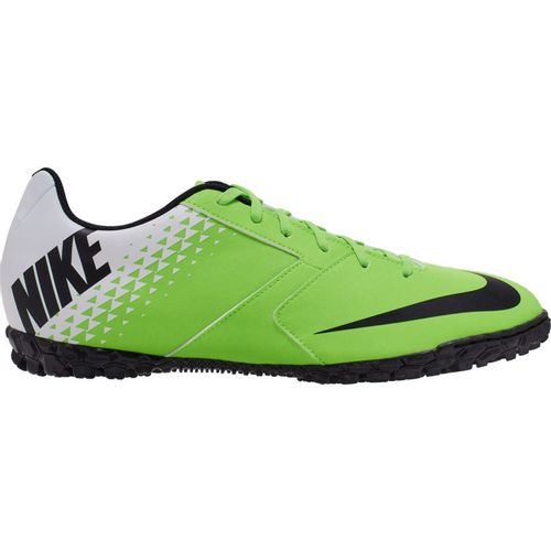Men's Nike Bombax Turf Boot (Green/Black)