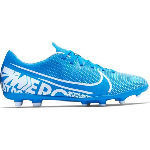 Men's Nike Mercurial Vapor 13 Club Soccer Cleat (Blue/Obsidian)