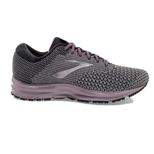 Women's Brooks Revel 2 (Black/Grey)