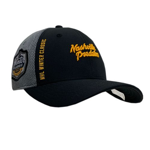 '47 Brand Youth Nashville Predators Winter Classic Way Cliff Hat (Black)